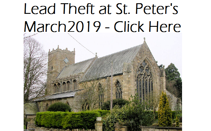2019 lead theft